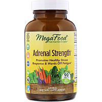 MegaFood, Adrenal Strength, 90 таблеток