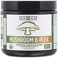 Zhou Nutrition, Mushroom 8-Plex Powder, 2.14 oz (60 g)