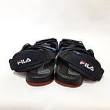 42,44 р  Мужские кожаные сандалии с кожаной стелькой, фото 6