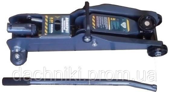 Домкрат гідравлічний підкатний ARMER  2,5 Т / 140-385 мм