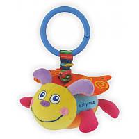 Плюшевая игрушка Baby Mix TE-9806 Пчела на клипсе