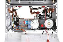 Котел газовый двухконтурный турбированый 18 кВт Bosch WBN 6000-18C RN двухконтурный, 7736900167, фото 3