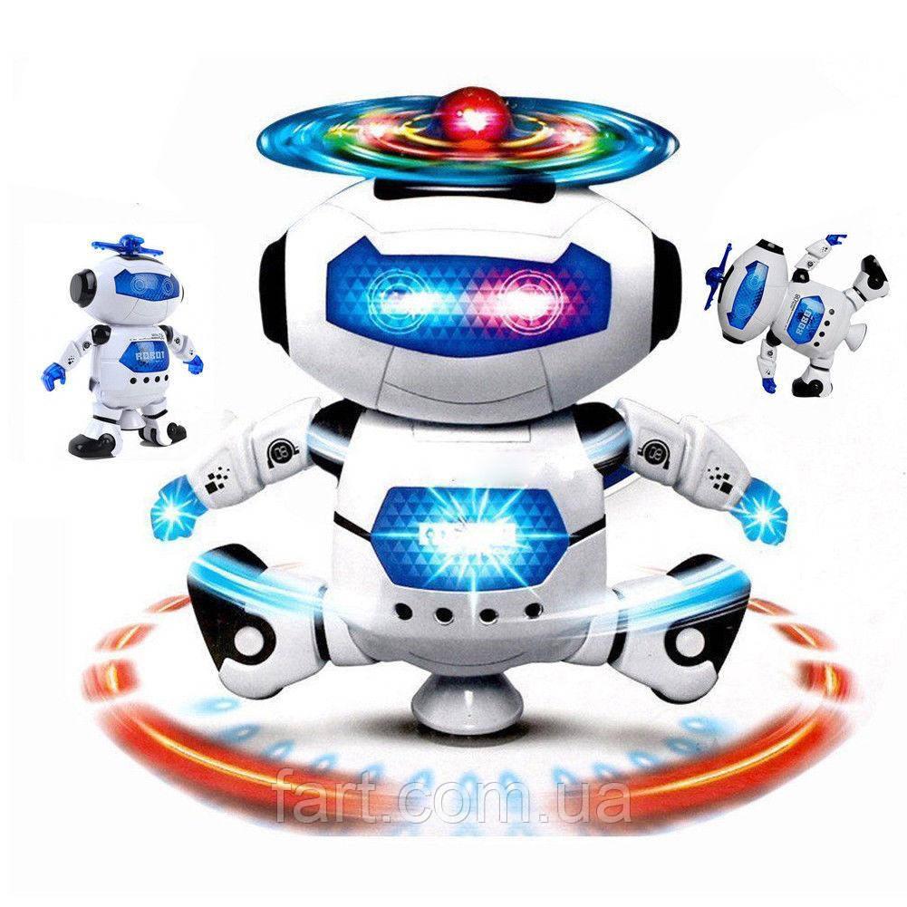 Робот детский Dance 99444-2 (серый)
