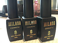 Гель-лаки Milano Cosmetic 8 ml в ассортименте (АКЦИЯ 4+1)