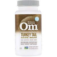 Organic Mushroom Nutrition, Траметес разноцветный, 667 мг, 90 вегетарианских капсул