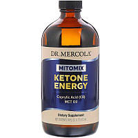 Dr. Mercola, Серия Mitomix, «Энергия кетонов», 473мл