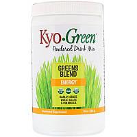 Kyolic, Kyo-Green, сухая смесь для напитка, 10 унций (283 г)