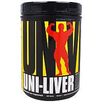 Universal Nutrition, Uni-Liver, добавка из высушенной печени, 500 таблеток