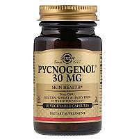 Solgar, Pycnogenol, 30 mg, 30 Vegetarian Capsules