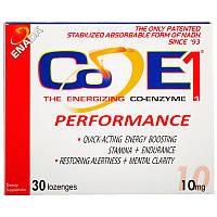 ENADA, Энергизирующий высокоэффективный кофермент, 10 мг, 30 лепешек