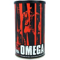Universal Nutrition, Animal Omega, добавка с незаменимыми жирными кислотами (НЖК), 30 упаковок