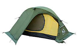 Палатка Tramp Sarma 2 м, v2 TRT-030-green. Палатка туристическая 2 месная. палатка туристическая