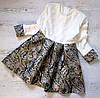 Р.146 распродажа! детское платье №1041