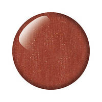 Гель-лак для  ногтей  SALON PROFESSIONAL № 163 (CША) 17мл молочный шоколад  эмаль