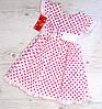 Р.98,122 детское летнее платье Хлопок