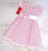 Р.98,122 детское летнее платье Хлопок, фото 1