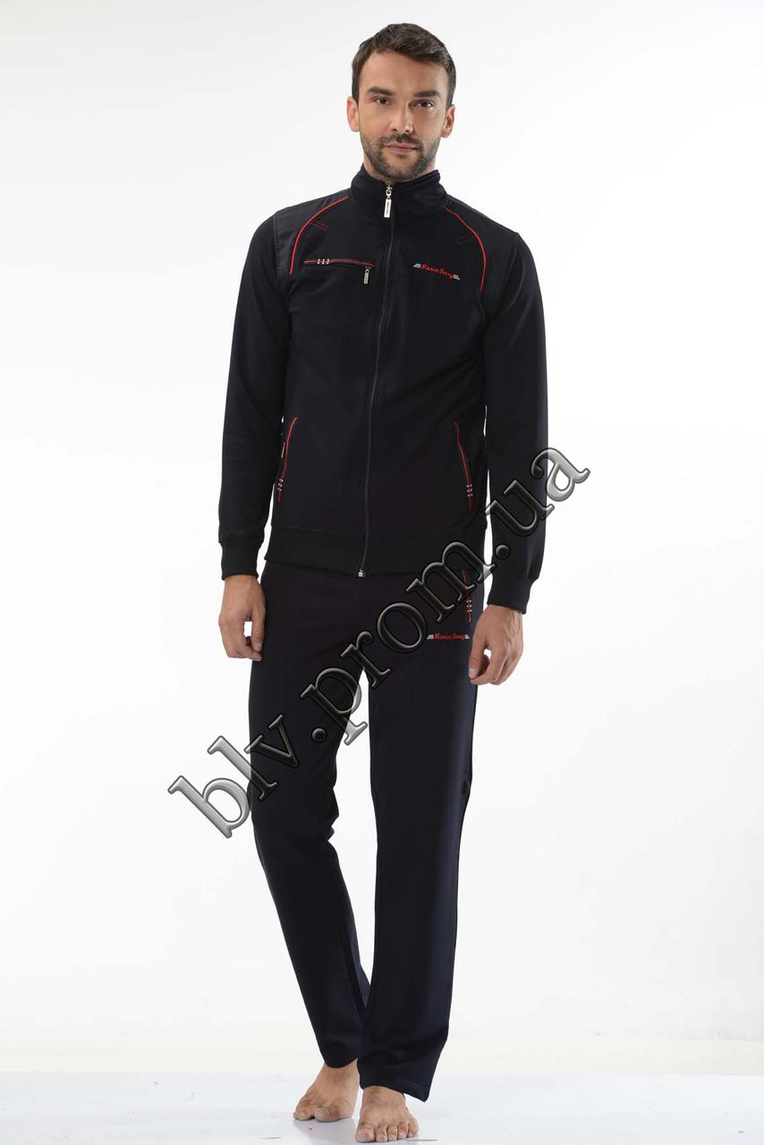 Трикотажный мужской спортивный костюм пр-во Турция FM14668-1