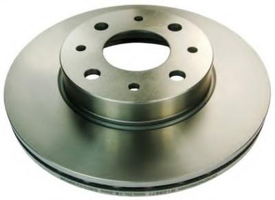 Диск тормозной передний 240мм (ПТД) Albea-Siena 2002-2012, Арт. 46419204, 46419204, PROFIT