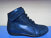 Демисезонные ботинки/сапоги для девочки тм GFB 32-37р