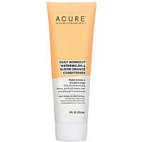 Acure, Кондиционер для волос для ежедневного использования с арбузом и апельсином (236,5 мл)