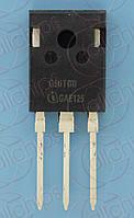 IGBT NPN 600В 50А Infineon IGW50N60T TO247 б/у