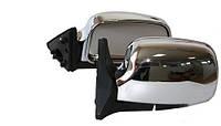 Зеркало ВАЗ 2104 тюнинг хром комплект