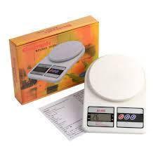 Весы кухонные до 10 кг SF 400