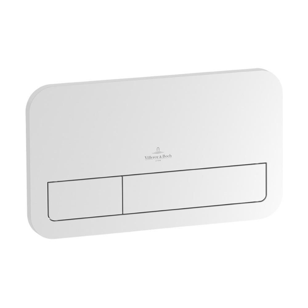 92249068 ViConnect Клавіша змиву біла, E200 253 x 145 x 62 mm