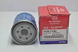 Оригинальный масляный фильтр KIA 26300-2Y500, фото 2
