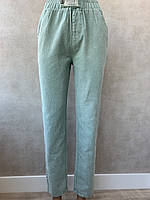Женские джеггинсы джинсы   широкие (бананки, МОМ) Ласточка весенние с карманами (яркие цвета)