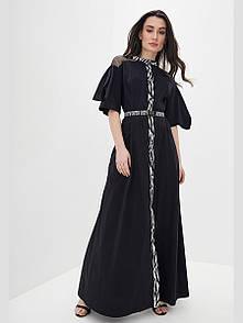 2430 платье Сантана, черный