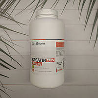 GymBeam Creatine Monohydrate 200tabs 1500 mg