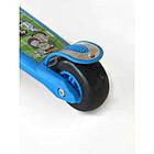 Самокат детский Scooter 818 с пропеллером | Синий, фото 2