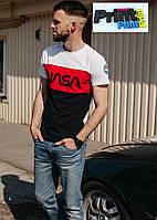 Футболка мужская NASA /Молодіжна футболка