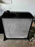 Радиатор бульдозера Т-130 ЧТЗ Т170 Д180.1301.010