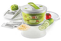 Овощерезка Salad Spinner mandoline slicer 4 in 1, фото 2