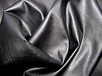 Кожа искусственная черная
