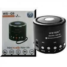 Портативна bluetooth колонка MP3 плеєр WS-Q9