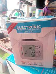 Тонометр автоматический на запястье Blood Pressure Monitor