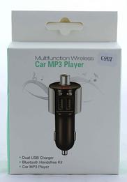 FM-трансмиттер модулятор G9 Bluetooth MP3