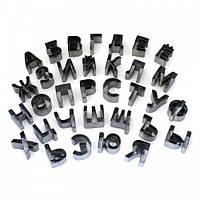 Набор выемок Русский  алфавит 3D