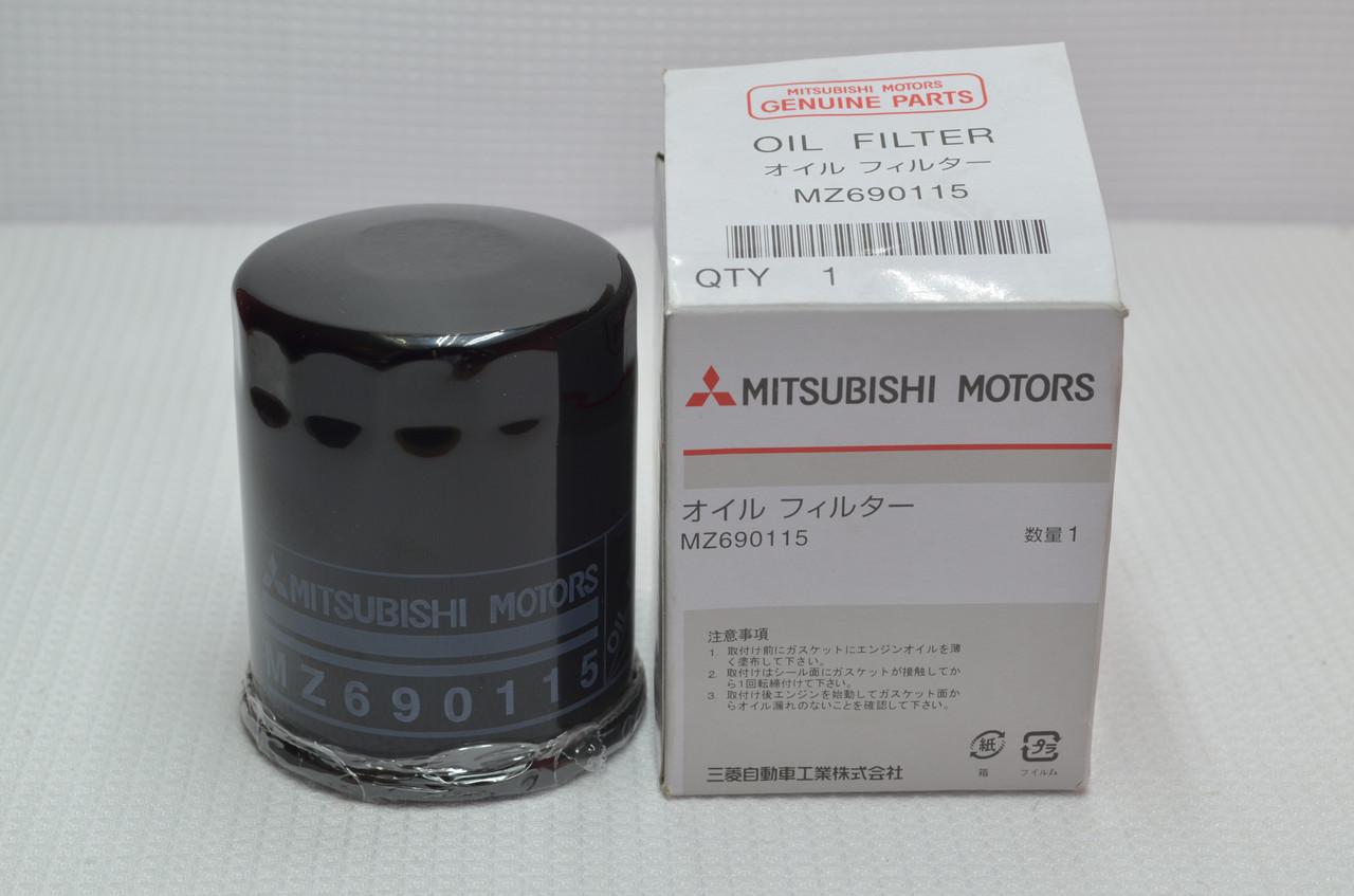 Оригінальний масляний фільтр MITSUBISHI MZ690115