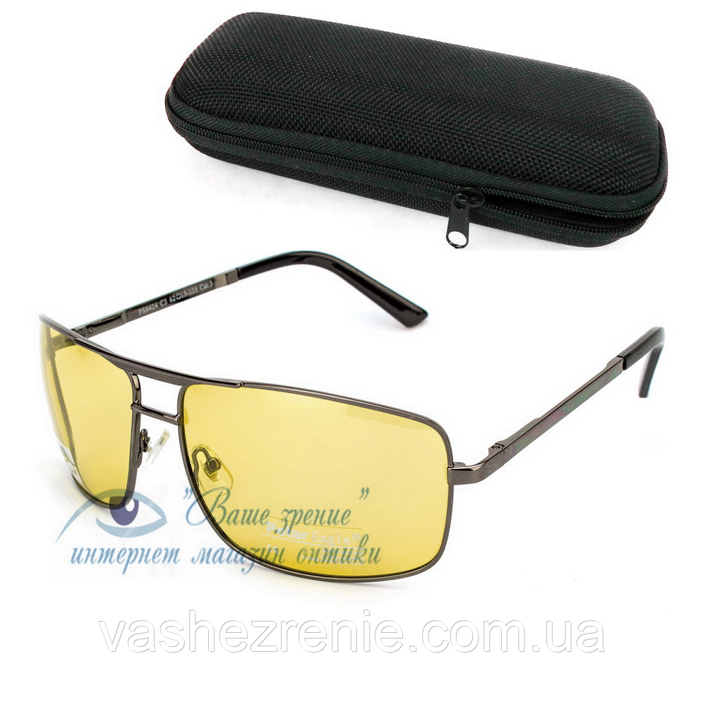 "Окуляри ""хамелеон"" Polar Eagle Polarized 6640"