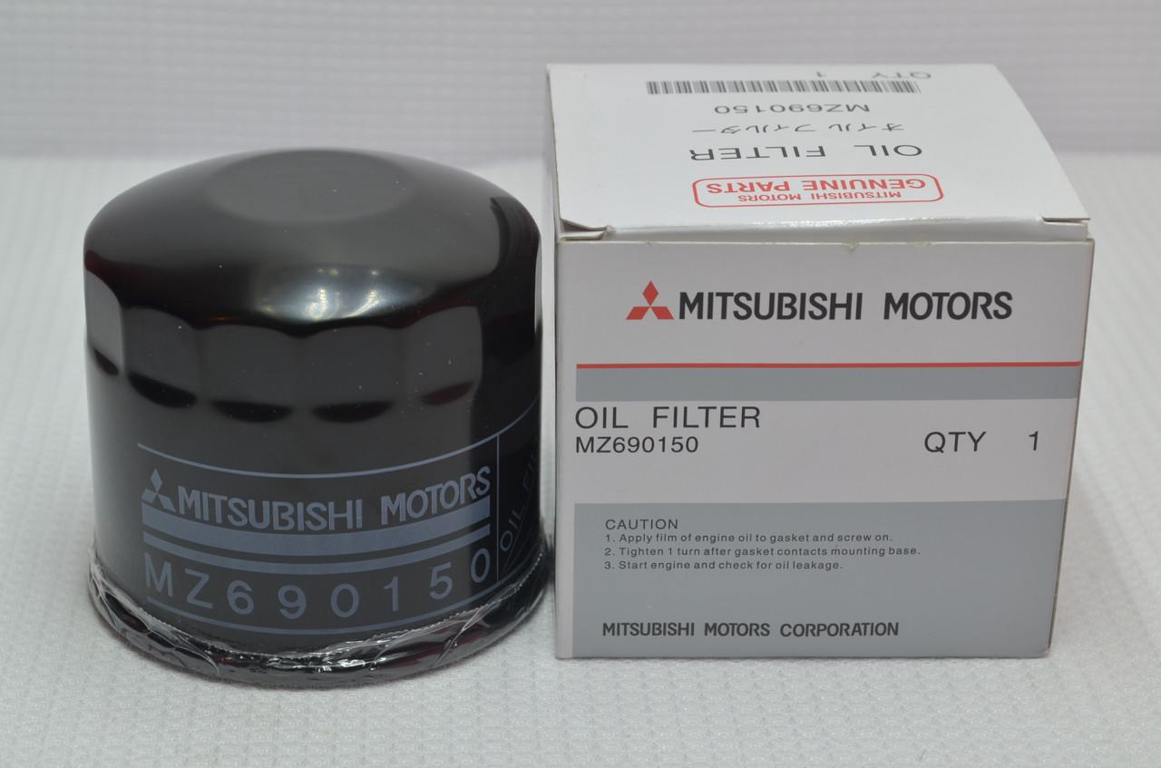 Оригинальный масляный фильтр MITSUBISHI MZ690150