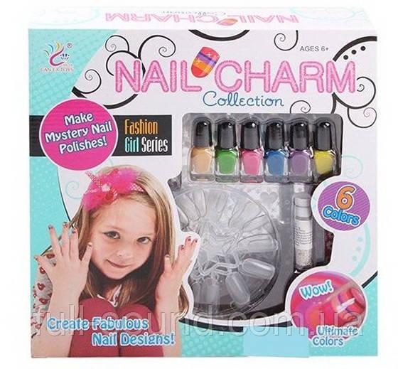 Детский набор маникюра nail charm 021
