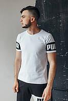 Чоловіча футболка PUMA /Мужская футболка ПУМА