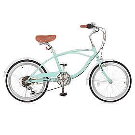 Гірський Велосипед 20 Д. G20URBAN A20.1 м'ятний