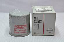 Оригинальный масляный фильтр NISSAN 15208-65F0A