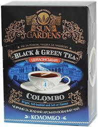 Чай Гарденс Коломбо 100 гр