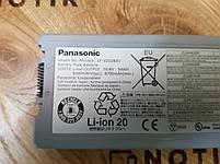 Аккумулятор (батарея) для ноутбука Panasonic ToughBook CF-C2 CF-VZSU80U Б/У, фото 2